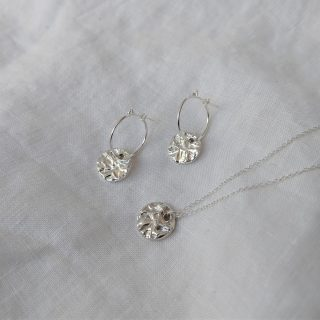 Silver tide pool set