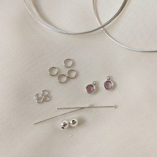 Jewellery making kit earrings