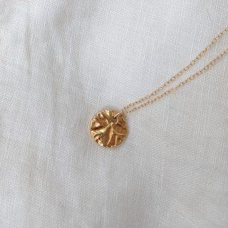 Tide Pool Necklace gold image