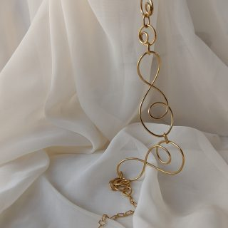 gold prevail necklace