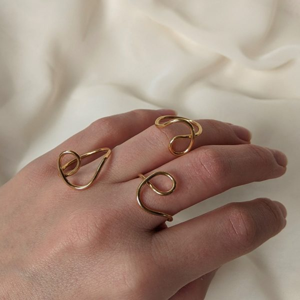 gold dynasty ring