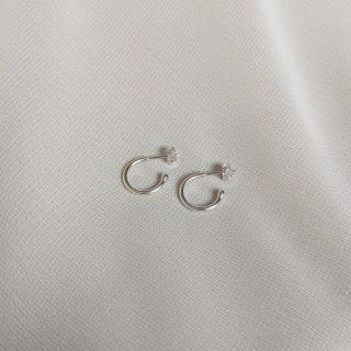 silver repertoire earrings